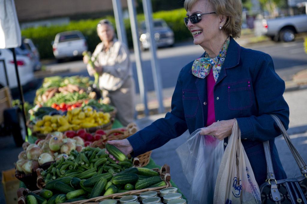 Alpharetta Farmers Market – Buy Fresh, Buy Local in Downtown